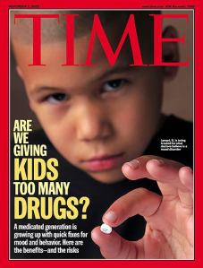 Drug Therapy Treats Symptoms Not Underlying Causes.