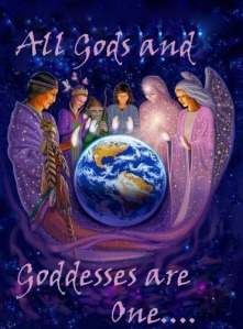 Embracing the Feminine and Masculine Divine Equally assists humanity in achieving inner/outer balance, peace and harmony.