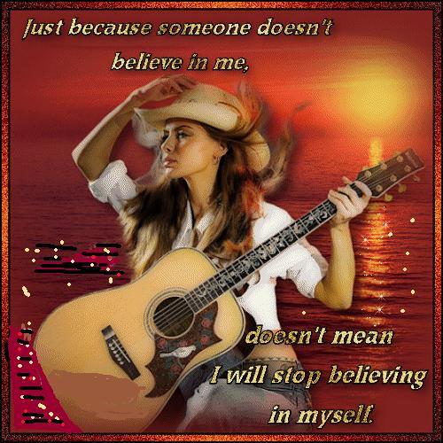 Скачать музыку just believe in myself