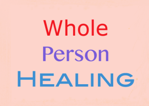 Whole-Person-Healing Uses Different Applications for Health and Healing from the inside out.