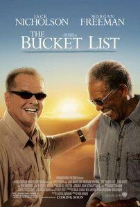 This movie inspired the Bucket List Living Movement.